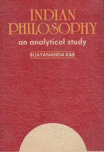 Indian Philosophy An Analytical Study