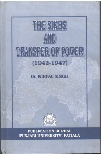the sikhs and transfer of power