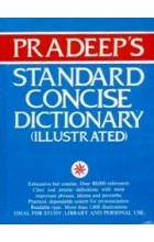 Pradeep's Standard Concise Dictionary