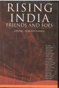 Rising India Friends And Foes