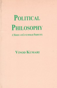 Political Philosophy A Modern And Contemporary Perspective