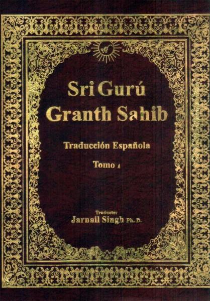 Sri Guru Granth Sahib Ji  (in Spanish) 2 Volume Set 1