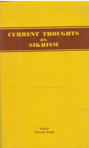 Current Thoughts on Sikhism
