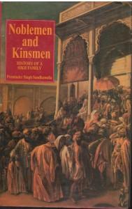 Noblemen and kinsmen