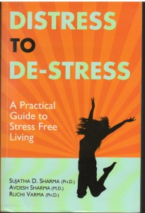 distress to de-stress