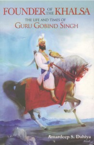 founder of the sikh khalsa