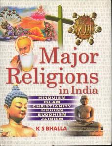 Major Religions In India
