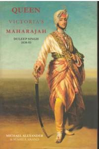 queen victoria maharaja