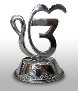 Ek-Onkar-Silver-12-Inches